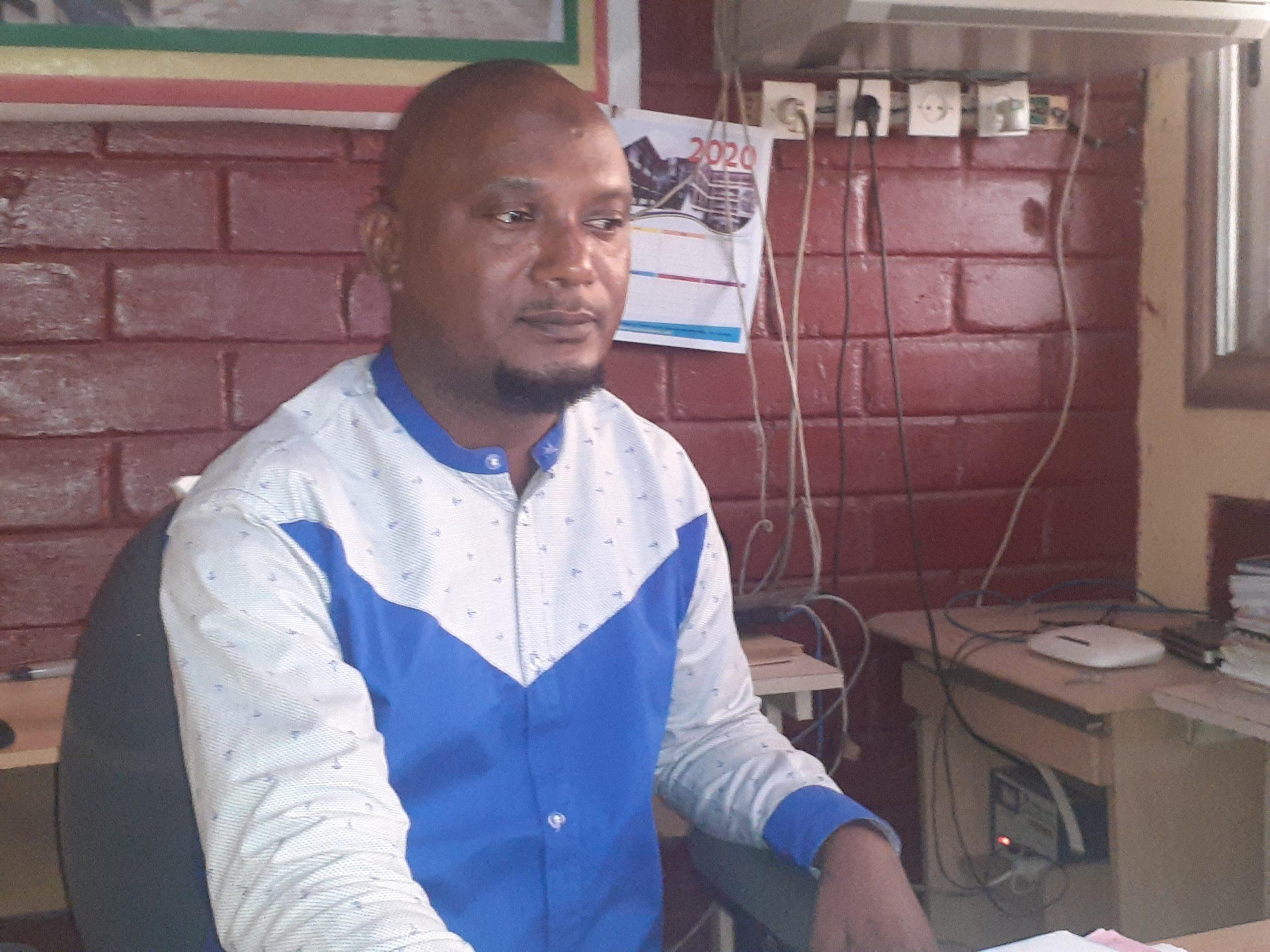 Mamadou BAH, le DHR